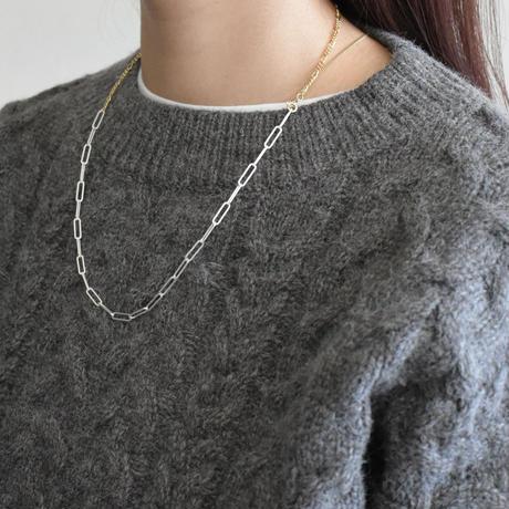 necklace-a02046  SV925  By color  Mix  Necklace