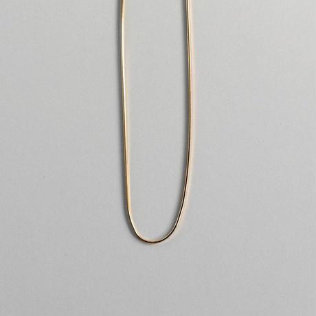 necklace-a02055  SV925  Snake  Gold  Necklace