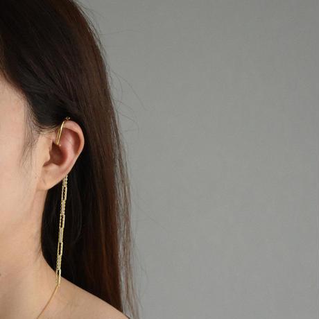 earcuff-a02018  SV925   2way  Chain  Earcuff