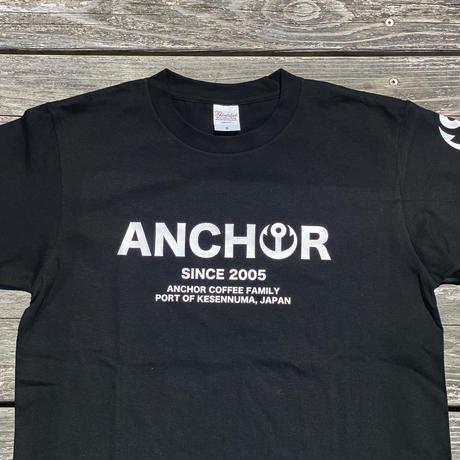 「ANCHOR」Tシャツ(M〜XXLサイズ)