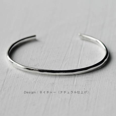 [Artisan Works] Silver925 / カスタムオーダー・バングル / シルバー