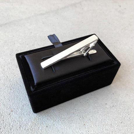 [GIFT] Silver925 / ネクタイピン(タイクリップ)GT-003