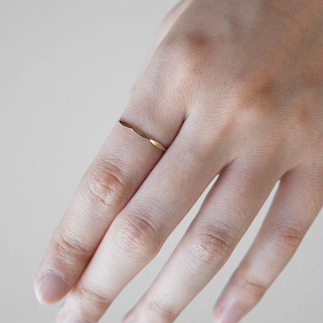 [10min Ring] K14GF / カクカクリング