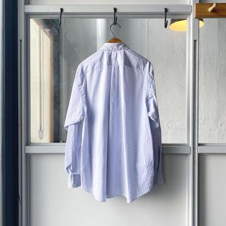 COMOLI   ポプリンシャツ