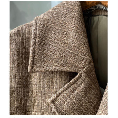 AURALEE   BLUEFACED WOOL DOUBLE CLOTH COAT  A20AC03BN (womens)