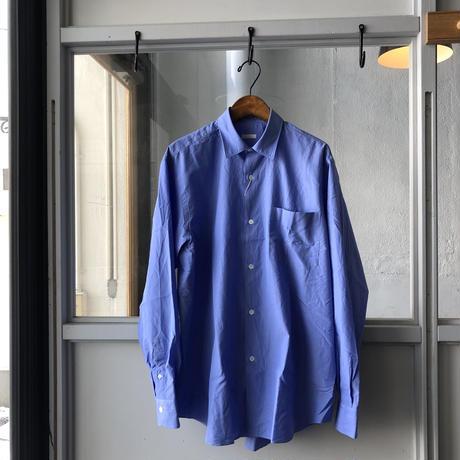 COMOLI コモリシャツ
