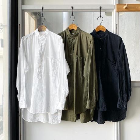 COMOLI  ベタシャン プルオーバーシャツ