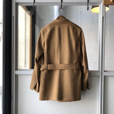 AURALEE  CUPRA LINEN CLOTH JACKET A20SJ04CL (womens)