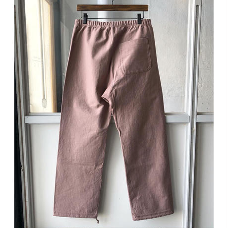 AURALEE  STAND UP WIDE PANTS A9SP02SU (mens)