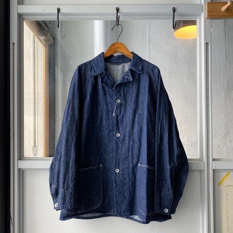 COMOLI  デニムワークジャケット