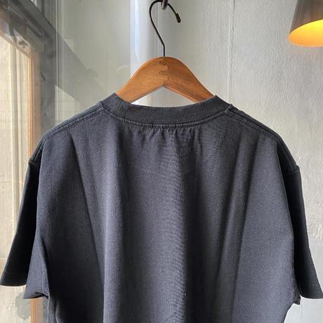 COMOLI   空紡天竺 半袖Tシャツ
