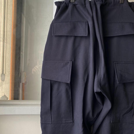 COMOLI  ウールギャバ  6P パンツ