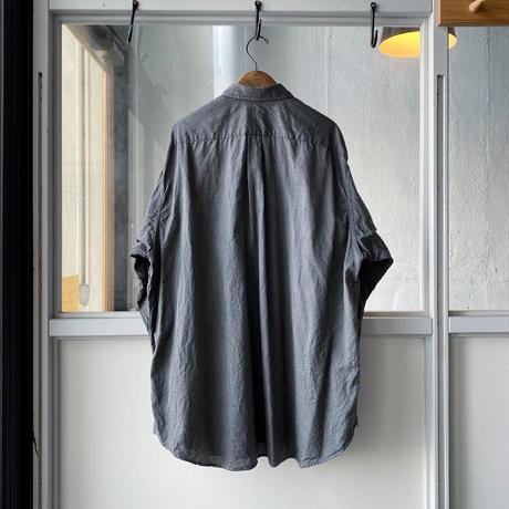 COMOLI   ヨリ杢 シャツ
