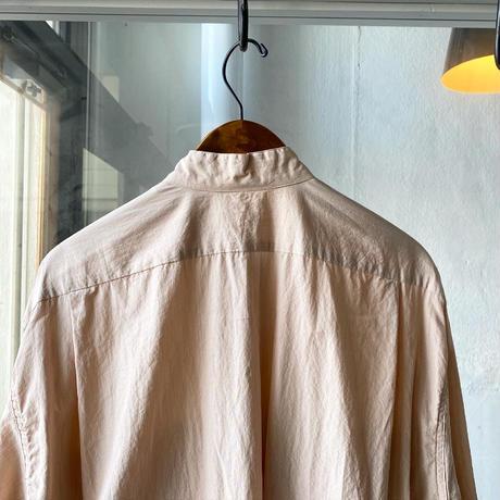 COMOLI   プルオーバー カーゴシャツ
