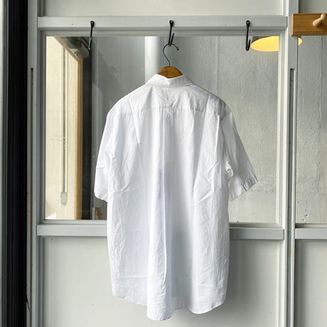 COMOLI  コモリシャツ ショートスリーブ