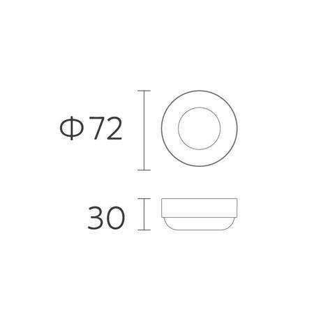 tak. キッズディッシュ ボウル スタンダード SS グレー 【JTN-0123-GY / 16560】