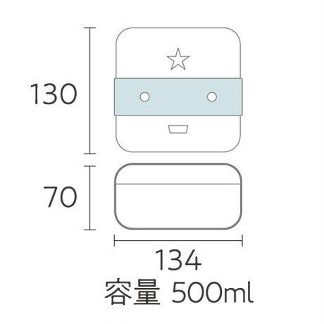 tak. スーパーヒーローランチボックス ブロコ 【JTN-3000-B / 16573】
