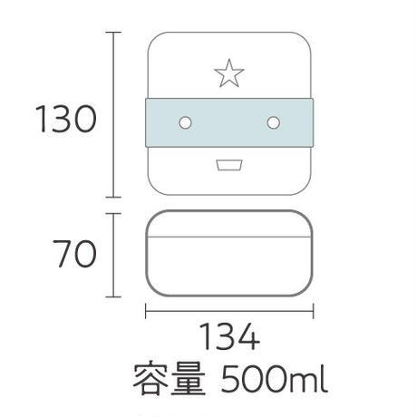tak. スーパーヒーローランチボックス フィッシー 【JTN-3000-F / 16574】
