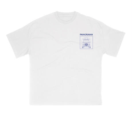 Instructions Tee / White