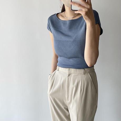 Blue tops