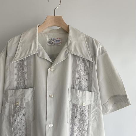 grey cuba shirt