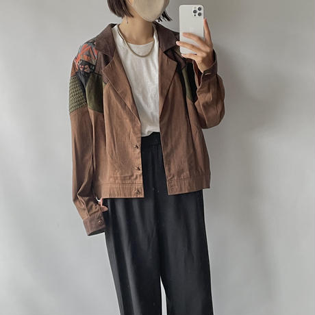 Geometry jacket