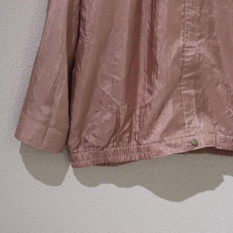 Pink light blouson