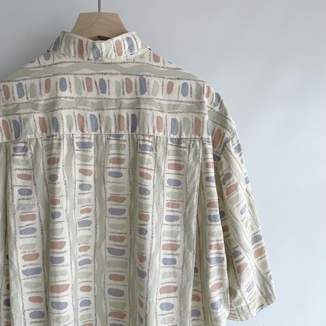 Pastel pattern shirt