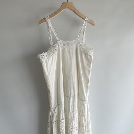 lace camisole one-piece