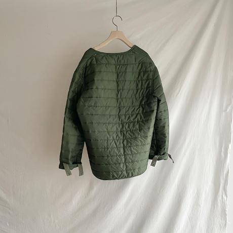 Ribbon quilting jacket