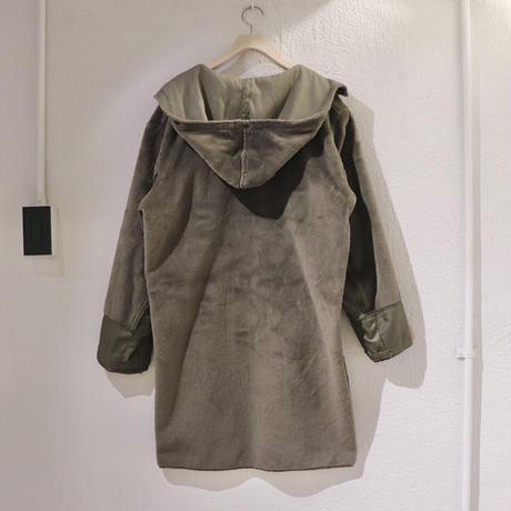 Liner fur coat