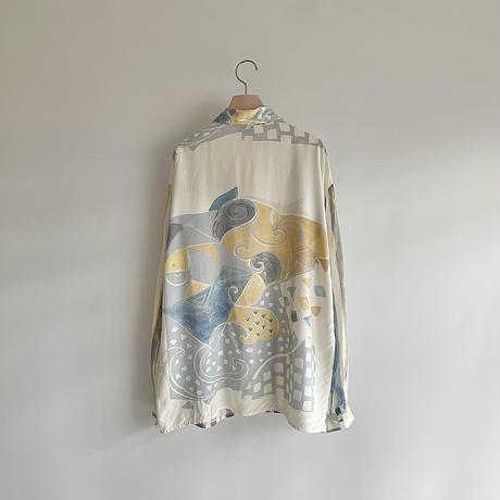 Paint stripe shirt