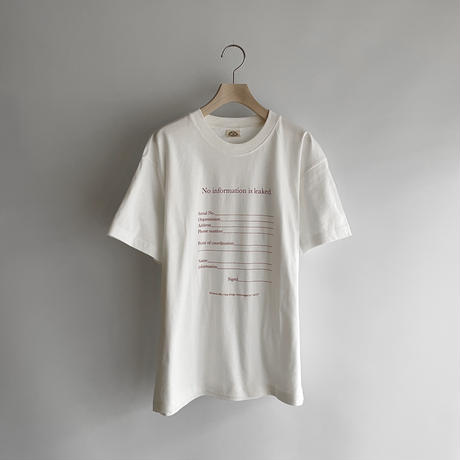 Personal T-shirts / Red