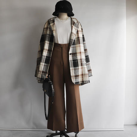 over check jacket