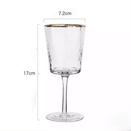 ゴブレット ワイドグラス