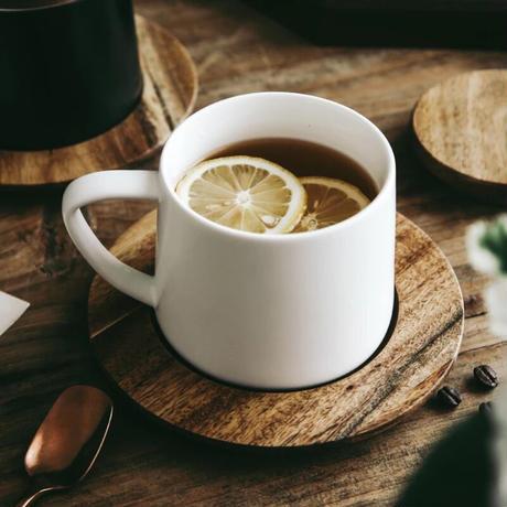 リドマグカップ&ソーサー