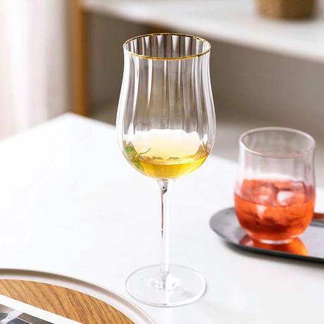 シェイプグラス ワイングラス
