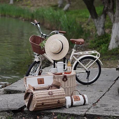 ピクニックバスケット ショルダー
