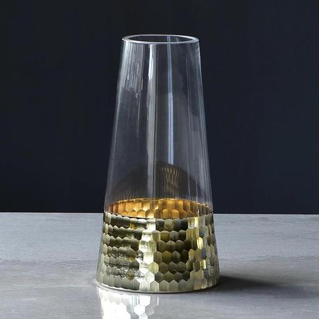 クリスタルガラス×ゴールド  (スモール)