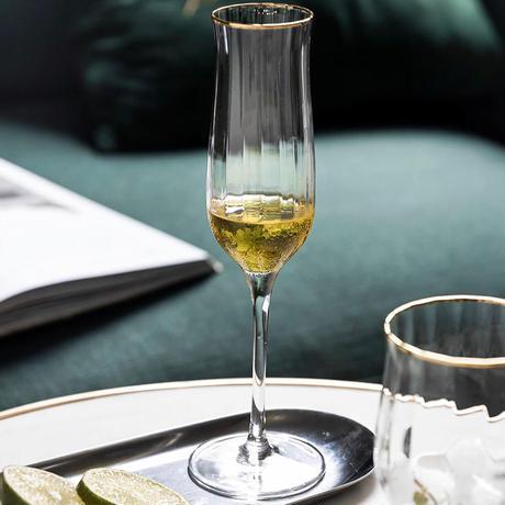 シェイプグラス シャンパングラス