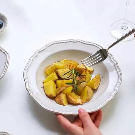 ロープスーププレート