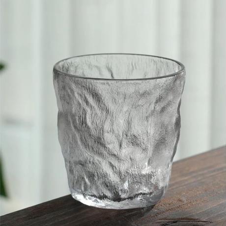 デザインフロステッド ロックグラス