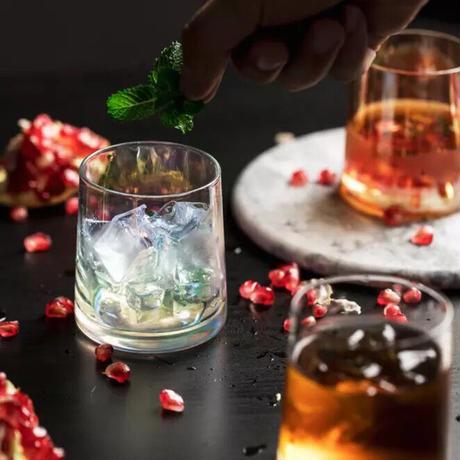 ミラーシャイングラス