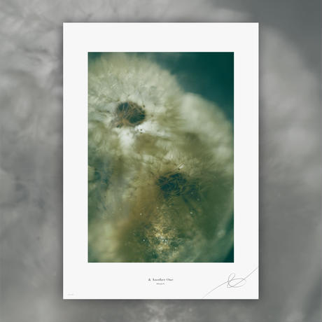 【Dinergy series】 Art Poster / A3[No.002]