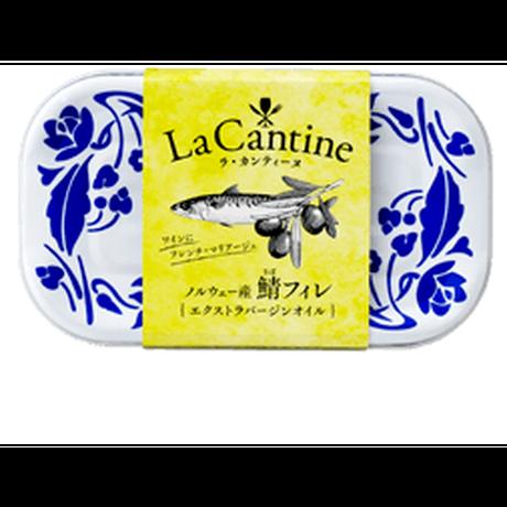 【La Cantine】鯖フィレ エクストラバージンオイル×3個セット