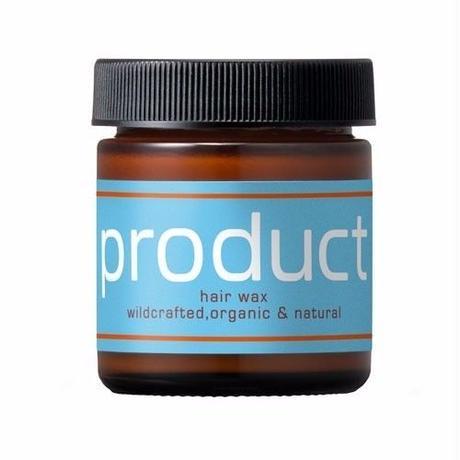 【product】オーガニックヘアワックス