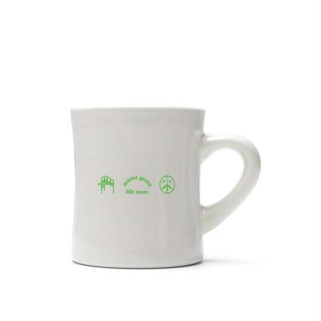 Mister Green / Bong Water Mug / Green
