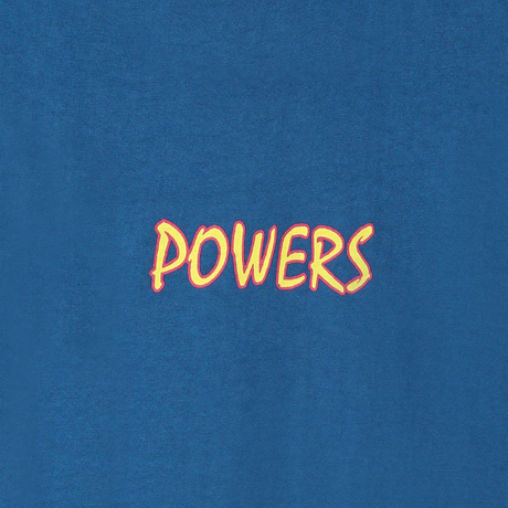 POWERS / TRIBES INCREASE SS Tee / Blue