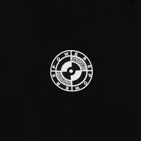 POWERS / Milano SS Tee - Black