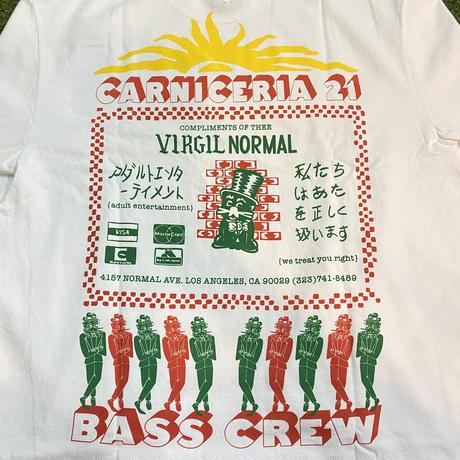 Virgil Normal / Bass Crew L/S Tee